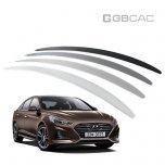 [GEOBIN] Hyundai Sonata New Rise - Trunk Rear Lip Spoiler