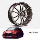 "[TUIX] Hyundai Veloster (JS) - TUIX 18"" OZ Alloy Wheels Set"