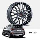"[TUIX] Hyundai Santa Fe TM - TUIX 19"" Lighyweight Alloy Wheels"