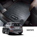 [TUIX] Hyundai Santa Fe TM - TUIX Floor Mat Set