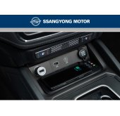 [SSANGYONG] Rexton Sports - 15W Wireless Quick Charger