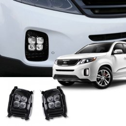 [DK Motion] KIA New Sorento R - Genuine Power LED Fog Lights