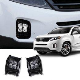 [DK Motion] KIA New Sorento R - Genuine Power LED Fog Lights