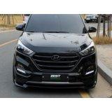 [ZEST] Hyundai Tucson TL - Lip Aeroparts Body Kit