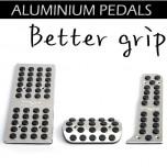 Накладки на педали Better Grip (алюминий) - Hyundai i30 (RSW)