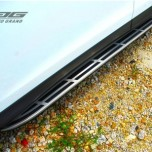 [AUTO GRAND] Hyundai Santa Fe DM - Side Running Board Steps