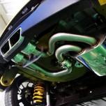 [PICO SOUND] Hyundai Veloster - Single Variable Muffler Exhaust System Set