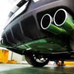 [PICO SOUND] KIA Forte Koup - Dual Variable Muffler Exhaust System Set