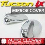 [AUTO CLOVER] Hyundai Tucson iX - Side Mirror Chrome Molding Set (B661)