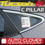 [AUTO CLOVER] Hyundai Tucson iX - C Pillar Chrome Molding Set (B902)