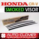 [AUTO CLOVER] Honda CR-V - Smoked Door Visor Set (A177)