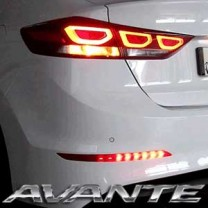 [EXLED] Hyundai Avante AD  - Sequential Rear Reflector 3Way Power LED Modules