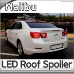[MORRIS] Chevrolet Malibu - Glass Wing LED Roof Spoiler