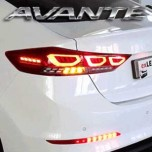 [EXLED] Hyundai Avante AD - 1533L2 Power LED Rear Turn-signal+Back-up Light Modules