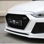 [M&S] Hyundai Avante AD - Front Radiator Tuning Grille