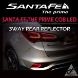 [DK Motion] Hyundai Santa Fe The Prime - Rear Reflector COB LED 3Way