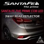 [DK Motion] Hyundai Santa Fe The Prime - Rear Reflector COB LED 3Way