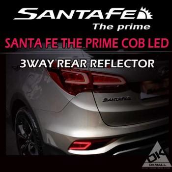Santa Fe The Prime Dk Motion Hyundai Santa Fe The Prime Rear