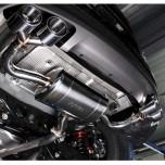 [JUN,B.L] Hyundai All New Tucson - Twin Rear Section Muffler (JBLHR-20TLTR)