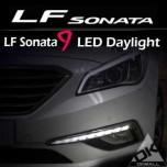 [DK Motion] Hyundai LF Sonata - 9 LED Daylight (DRL) System