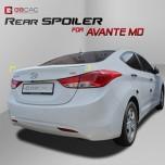 [GEOBIN] Hyundai The New Avante MD - Trunk Rear Lip Spoiler