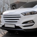 [MORRIS] Hyundai All New Tucson TL  - Radiator Tuning Grille
