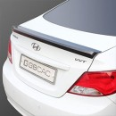 [GEOBIN] Hyundai New Accent  - Trunk Rear Lip Spoiler