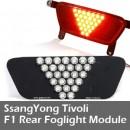 [GOGOCAR] SsangYong Tivoli - F1 Style LED Rear Foglight Module