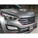 [EGR] Hyundai Santa Fe DM - Super Guard Bonnet Protector Bad Santa Fe Ver. (MATT BLACK)