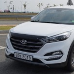 [EGR] Hyundai All New Tucson - Super Guard Bonnet Protector (SMOKED)