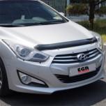 [EGR] Hyundai i40 - Super Guard Bonnet Protector (SMOKED)