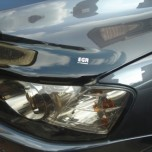 [EGR] Chevrolet Captiva - Super Guard Bonnet Protector (SMOKED)