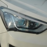 [EGR] Hyundai Santa Fe DM - Headlight Protector (CLEAR)