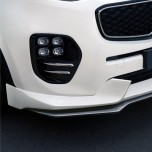 [ADRO] KIA All New Sportage QL - Front Lip Aero Parts