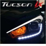 [EXLED] Hyundai All New Tucson - Power LED DRL 2COLOR Sequential Upgrade Modules