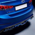 [ADRO] Hyundai Avante AD - Rear Diffuser