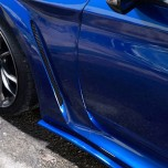 [ADRO] Hyundai The New Genesis Coupe - Solus Side skirts + Over fender set