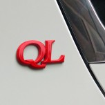 [DETAIL PART] KIA All New Sportage QL - 3D QL-Logo Emblem DEK-G71