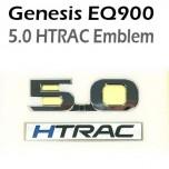 [MOBIS]  Hyundai Genesis EQ900 - 5.0 HTRAC Lettering Emblem