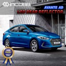 [INCOBB] Hyundai Avante AD  - Rear Bumper LED Reflector Set
