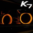 [EXLED] KIA All New K7 - 2Way Circle Eye LED Modules Set