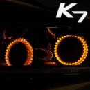 [EXLED] KIA All New K7 - 2Way Circle Eye LED Modules Set