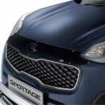 [EGR] KIA All New Sportage QL - Super Guard Bonnet Protector (SMOKED)