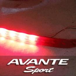 [EXLED] Hyundai Avante Sport - Rear Reflector 1533L2 Power LED Modules Set