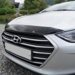 [EGR] Hyundai Avante AD - Super Guard Bonnet Protector (SMOKED)