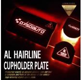 LED-подсветка подстаканников AL Hairline - Chevrolet All New Malibu (DXSOAUTO)