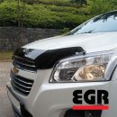 [EGR] Chevrolet Trax - Super Guard Bonnet Protector (SMOKED)