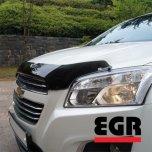 Дефлектор капота Super Guard (SMOKED) - Chevrolet Trax (EGR)