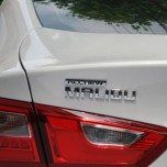[AUTORIA]  Chevrolet All New Malibu - ALL NEW Lettering Emblem