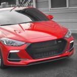 [M&S] Hyundai Avante AD - Sport Radiator Tuning Grille